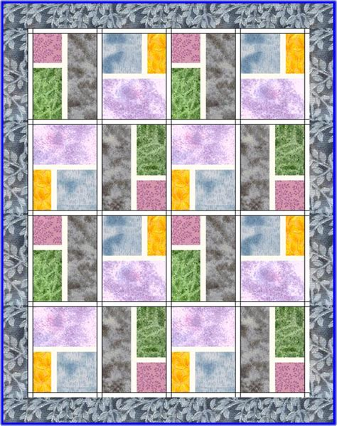 Free Modern Quilt Block Patterns by Modern City Blocks Quilt Lyn Brown S Quilting