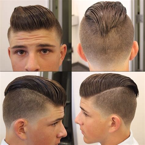 undercut side part mens 2015 50 men s undercut hairstyles to grab focus instantly