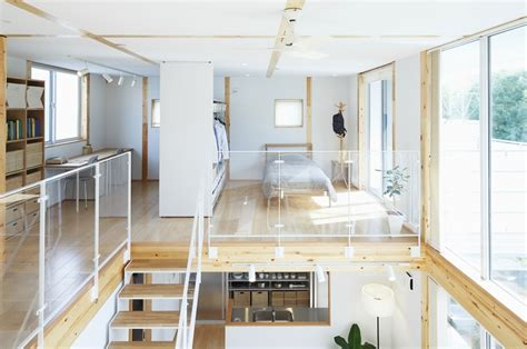 japanese interior with staircase ideas
