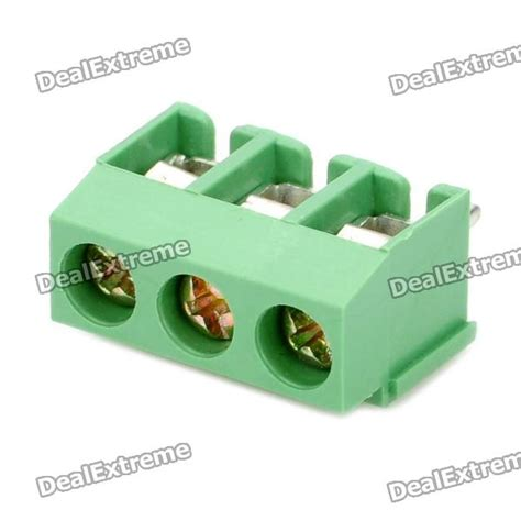 Terminal Block Tr 20 3 pin terminal block connectors 20 pack free shipping dealextreme