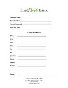 Bank Change Order Form Template by Bank Change Order Form Fill Printable Fillable