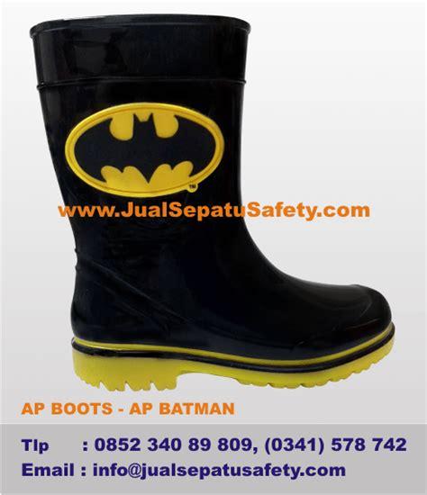 Sepatu Ap Boot Kuning distributor sepatu ap boots ap batman logo