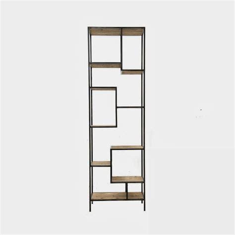 west elm bookshelves copy cat chic west elm reclaimed pine iron bookcase