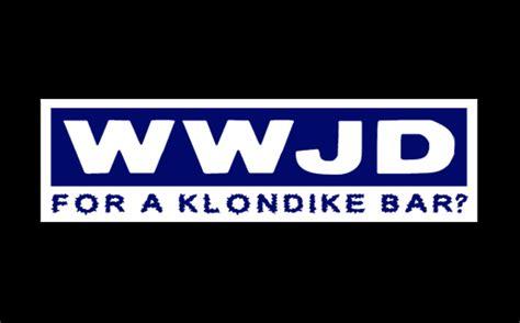 Wwjd Meme - t shirt hell shirts wwjd for a klondike bar