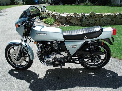 Kawasaki Z1r by Restored Kawasaki Z1r 1978 Photographs At Classic Bikes