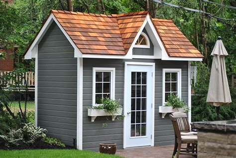 Shed Siding Materials by Our Siding Materials Summerwood