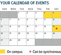 Mba Events Calendar by Executive Mba Support For Success