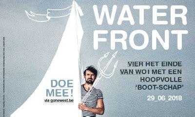 bootje waterfront provincie stelt waterfront bootje voor en zoekt 6000