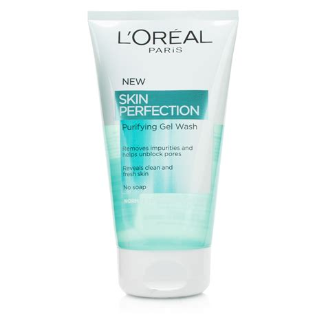 Gel L by L Oreal Skin Perfection Purifying Gel Wash Chemist Direct