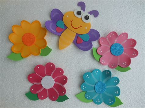 imagenes de rosas en foami flores en foami buscar con google manualidades