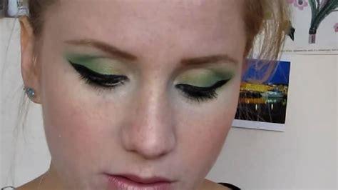 makeup tutorial tinkerbell tinkerbell inspired makeup tutorial halloween youtube