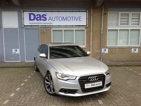 Audi Service Kosten by Audi A6 03 2013 Ingevoerd Uit Duitsland