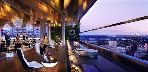 event design jobs sydney crown group reveals skye hotel suites for sydney