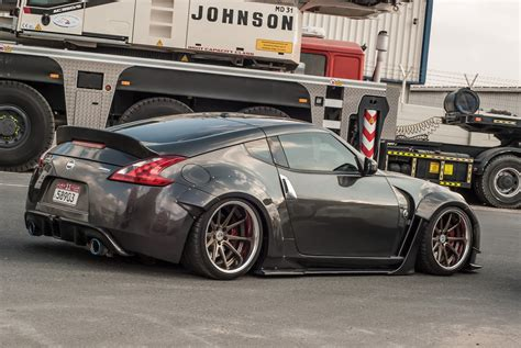 nissan 370z nismo kit carbonsignal 370z z34 moonbeam kit
