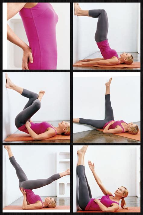 glance thighs abs glute routine prevention magazine glance exercise