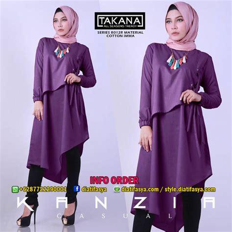 Baju Wanita Model Tunik Fashionable Terlaris contoh baju model tunik baju tunik terbaru 2018 atasan