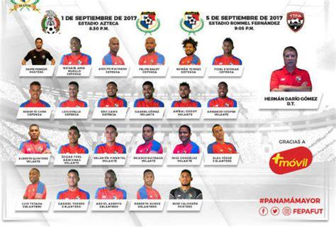 El Tri De Mexico Futbol Calendario Selecci 243 N Mexicana Convocatoria De Panam 225 Para Enfrentar