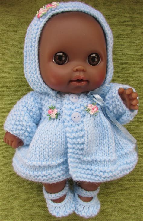 pattern for yarn doll knitting pattern for berenguer li l cutesies dolls clothes