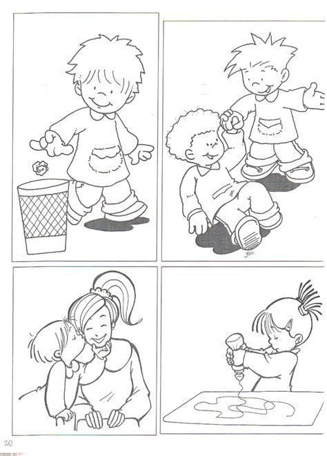 dibujos de normas de convivencia en la escuela en computacion escuela especial abierta buen trato y normas de convivencia