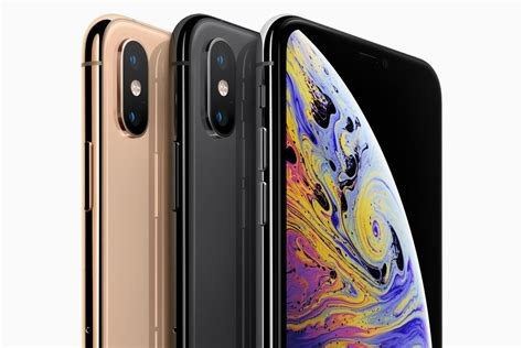 L Iphone Xs Max Prix by Avec Ses Iphone Xr Xs Et Xs Max Apple Privil 233 Gie La Mont 233 E Des Prix Moyens Sur La Course Aux