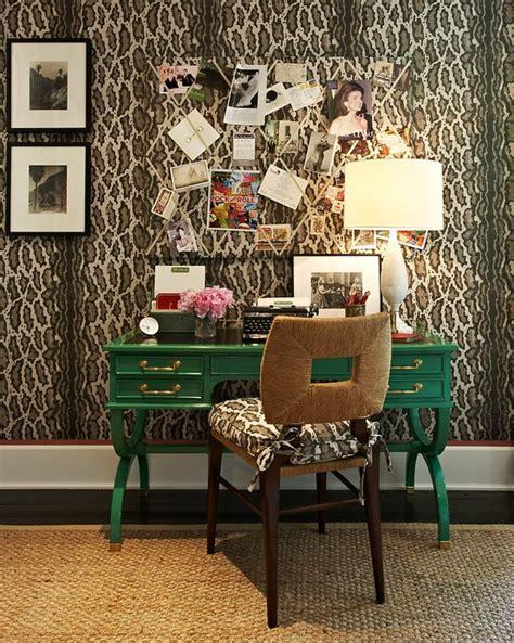 design bloggers at home waterstones estado de leopardo para la pared