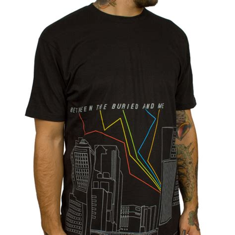 btbam colors between the buried and me quot colors quot t shirt between the