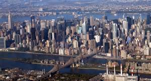 Of Manhattan File Queensborough Bridge And Midtown Manhattan Jpg