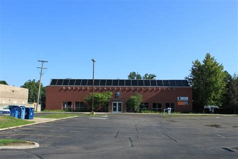 Dearborn Post Office panoramio photo of u s post office 23823 ford road dearborn heights michigan 48127