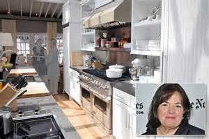 chef garten amazing spaces blog the home kitchens of famous chefs