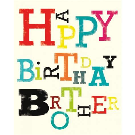 imagenes de happy birthday bro photo birthday card for brother giftsmate