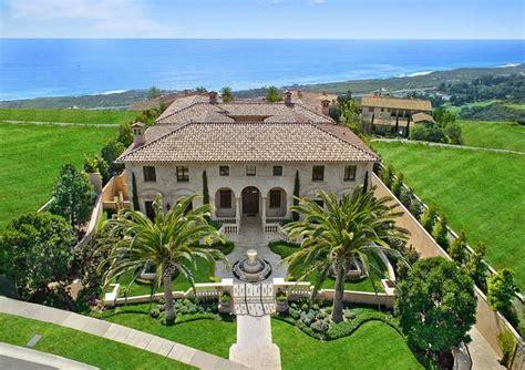 mediterranean style homes california coast mega 22 8 million mediterranean new build in newport coast ca