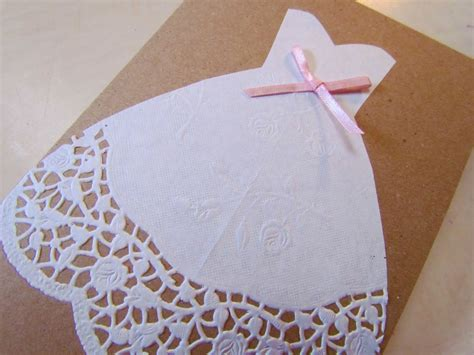 shower cards wedding card diy wedding cards