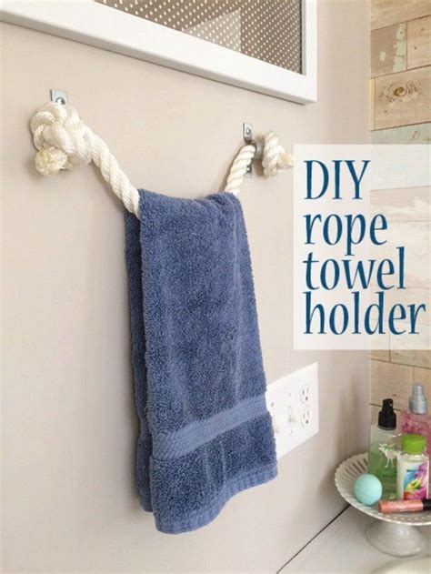 do it yourself bathroom ideas 25 best ideas about towel holder bathroom on