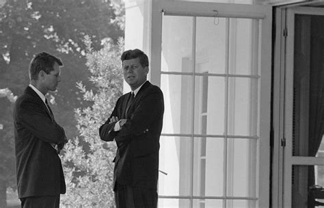 john f kennedy biography cuban missile crisis declassified papers provide new window into rfk s role as