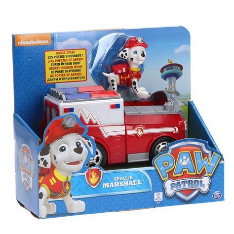 speelgoed paw patrol paw patrol rescue marshall ambulance online kopen