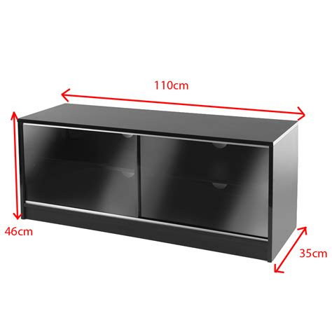 Tv Cabinet With Sliding Doors 0582 Black Tv Cabinet With Sliding Doors