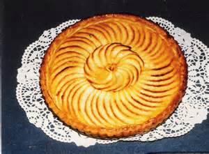recettes de tarte aux pommes et cr 232 me patissi 232 re les