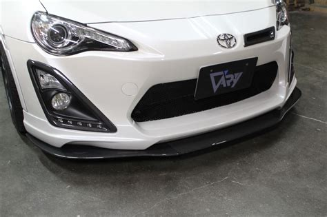 garage toyota 78 garage vary 86 front lip for toyota 86 frs 12 16