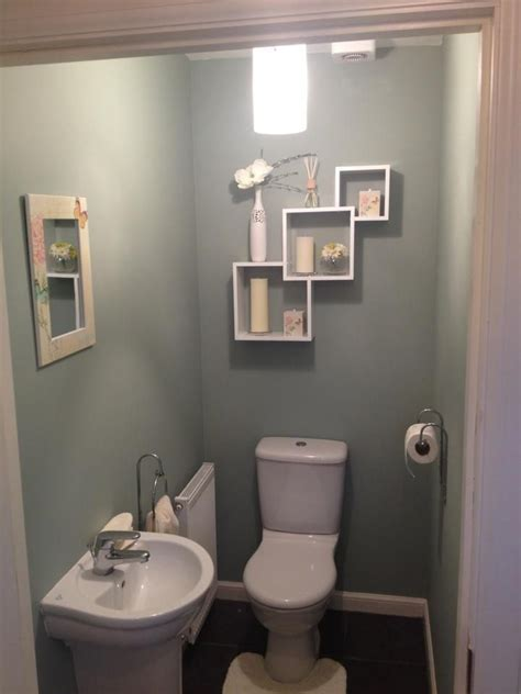 Decorating Ideas Downstairs Toilet 25 Best Ideas About Small Toilet Room On