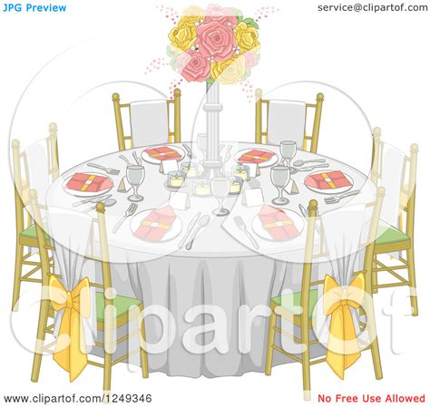 Wedding Reception Clipart wedding banquet clipart clipground