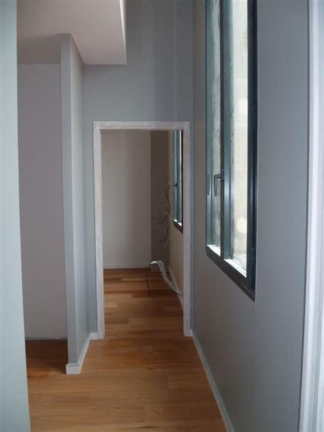 Peinture Pour Entree Et Couloir by Peinture Finie Pour Le Petit Couloir
