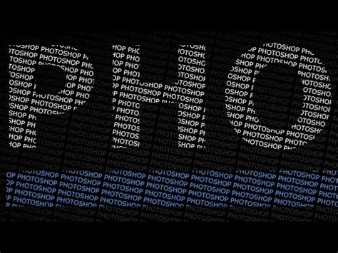 photoshop pattern in text typography photoshop tutorial text tutorial typography