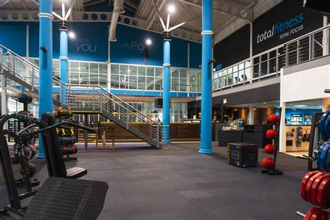 gym  chester total fitness