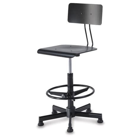 500 Lb Capacity Drafting Stool by Bieffe Drafting Chair And Stool Blick Materials