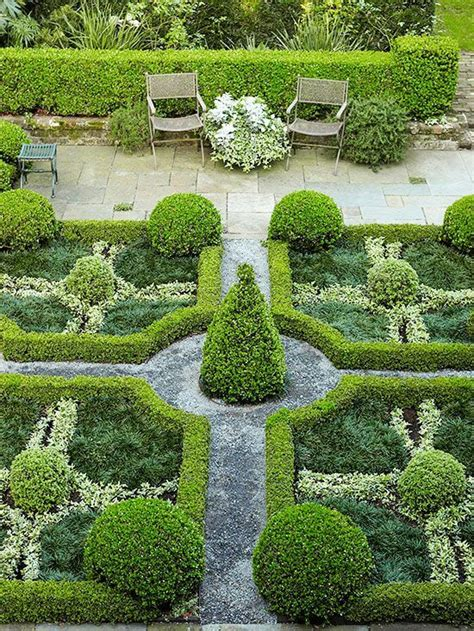 Give Us A Few Minutes And Be Inspired By These Most Formal Garden Layout