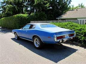 1973 Dodge Charger Se Seattle S Classics 1973 Dodge Charger Se