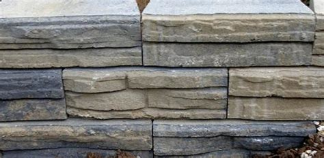 How to build a stackable block retaining wall today s homeowner