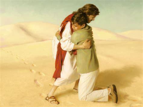 Imagenes De Jesus Abrazando A Un Joven | top imagenes de jesucristo abrazando wallpapers