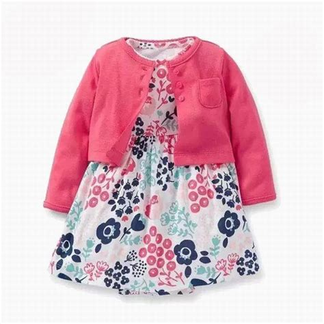 Limited Baby Dress limited baby dress set 2pcs cardigan shawl rompers dress sleeve o neck 100 cotton
