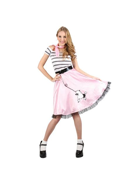 adult 50s costumes mens and womens 50s costume ideas adult nifty fifties 50s 60s sexy retro bopper fancy dress